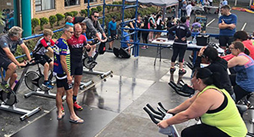 Pro Deo Care Group Spin-A-Thon