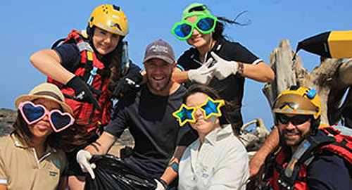 Beekman Group annual beach clean-up